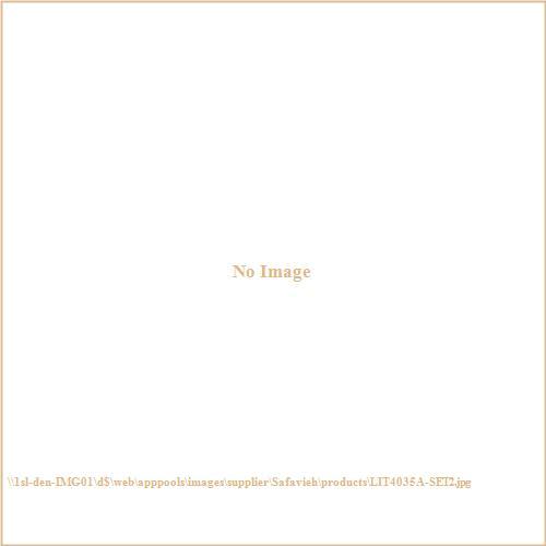 Safavieh LIT4035A-SET2 Olivia - Two Light Urn Table Lamp (Set of 2)