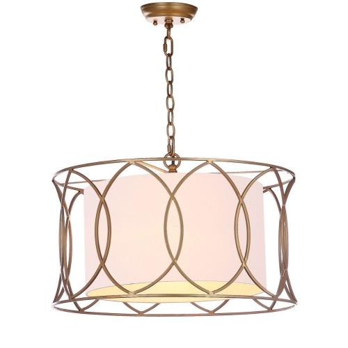 Safavieh LIT4520A Silas - One Light Adjustable Pendant