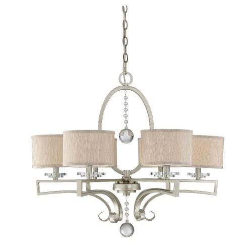 Savoy House 1-250-6-307 6 Light Chandelier-Bohemian Style with Contemporary and Transitional Inspirations-25.5 inches tall by 30 inches wide