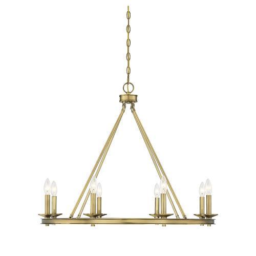Savoy House 1-308-8 Middleton - 8 Light Chandelier
