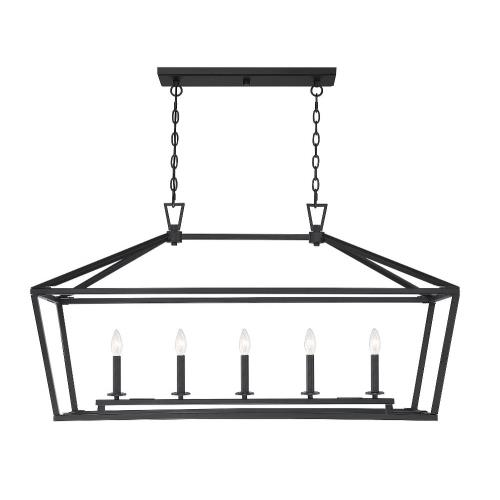 Savoy House 1-324-5 Townsend - 5 Light Linear Chandelier