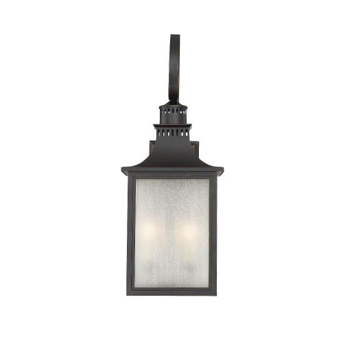 Savoy House 5-257 4 Light Outdoor Wall Lantern-Modern Farmhouse Style with Rustic and Transitional Inspirations-34.5 inches tall by 13 inches wide