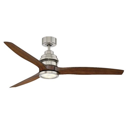Savoy House 60-5025-3 3 Blade Ceiling Fan with Light Kit-Modern Style with Contemporary and Transitional Inspirations-9.58 inches tall by 60 inches wide