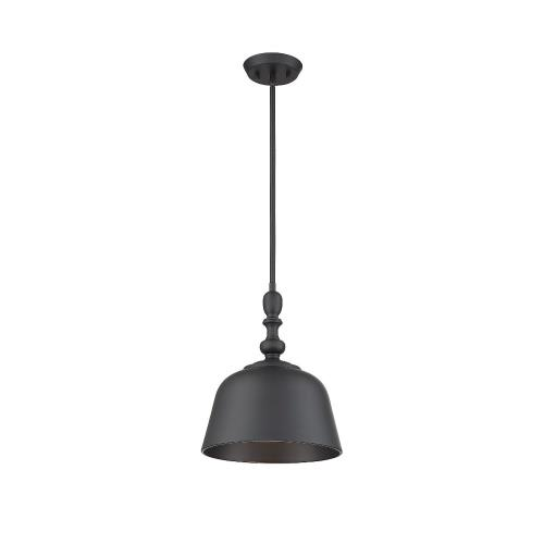 Savoy House 7-3751-1 1 Light Pendant - Transitionalstyle with Farmhouse and Contemporary inspirations - 14 inches tall by 12 inches wide