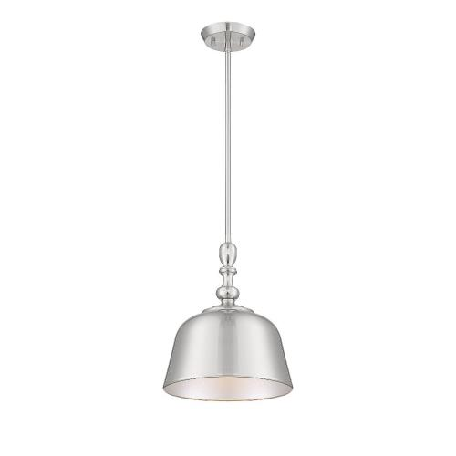 Savoy House 7-3751-1 1 Light Pendant-Transitional Style with Farmhouse and Contemporary Inspirations-14 inches tall by 12 inches wide