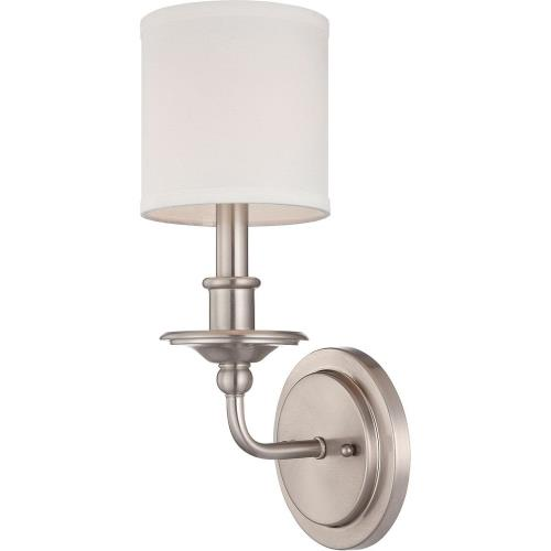 Savoy House 9-1150-1 1 Light Wall Sconce-Traditional Style with Transitional Inspirations-14.25 inches tall by 5.5 inches wide