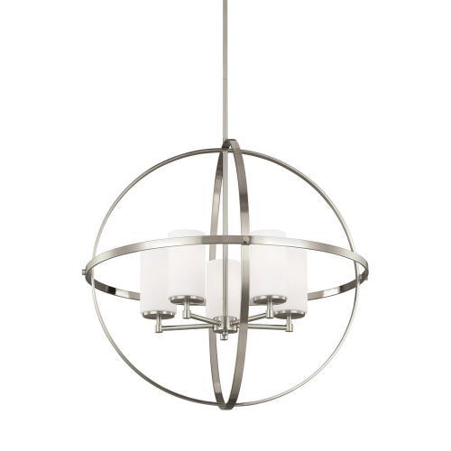 Sea Gull Lighting 3124605EN3 Alturas - Five Light Chandelier