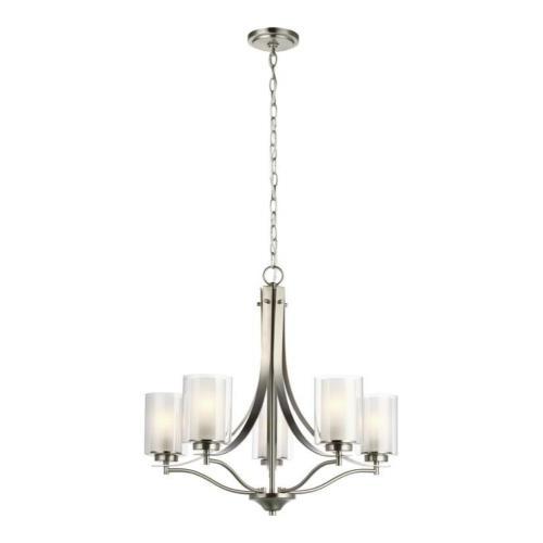 Sea Gull Lighting 3137305 Elmwood Park - 26 Inch 5 Light Chandelier