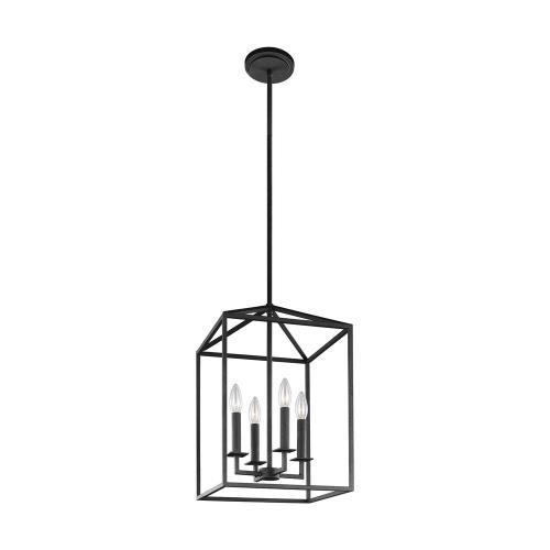 Sea Gull Lighting 5115004-839 Perryton - 23.25 Inch Four Light Hall Foyer