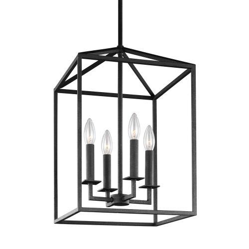 Sea Gull Lighting 5115004EN Perryton - 15.5 inch 14W 4 LED Medium Foyer
