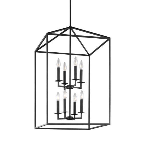 Sea Gull Lighting 5115008EN-839 Perryton - Eight Light Foyer