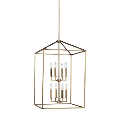 Sea Gull Lighting 5115008EN Perryton - 19 inch 28W 8 LED Large Foyer