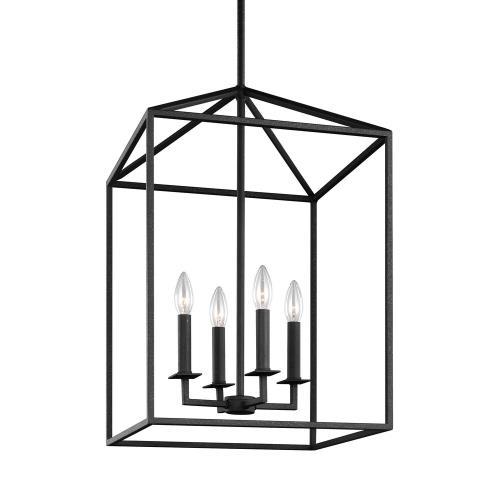 Sea Gull Lighting 5215004EN Perryton - 12.25 inch 14W 4 LED Small Foyer