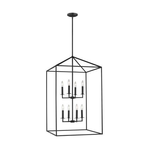 Sea Gull Lighting 5315008EN Perryton - 22 inch 28W 8 LED Extra Large Foyer