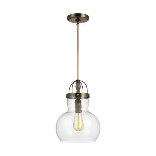 Sea Gull Lighting 6000301-830 Garvin - 1 Light Pendant