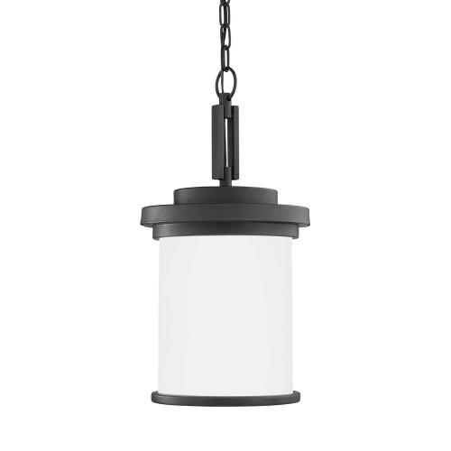 Sea Gull Lighting 60660EN3-185 Winnetka - 10 inch 9.3W 1 LED Outdoor Pendant