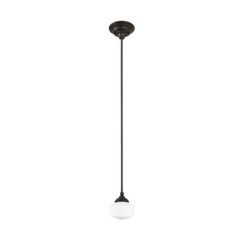 Sea Gull Lighting 65436-782 Academy - One Light Pendant