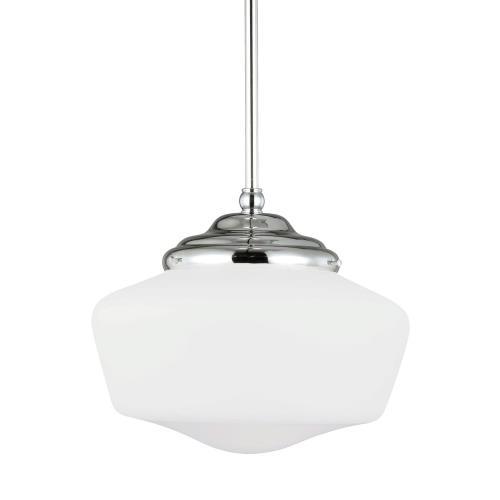 Sea Gull Lighting 65437-05 Academy - One Light Pendant