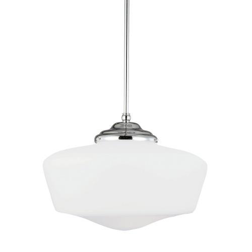 Sea Gull Lighting 65439-05 Academy - One Light Pendant
