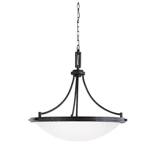 Sea Gull Lighting 65662EN3 Winnetka - Four Light Pendant