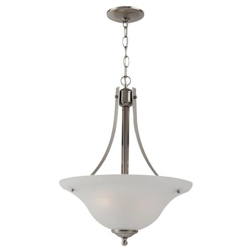 Sea Gull Lighting 65941-962 Windgate - Two Light Pendant in Transitional Style - 15.75 inches wide by 20.625 inches high