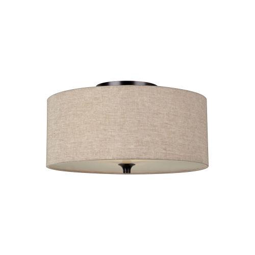Sea Gull Lighting 75952-710 Stirling - Two Light Flush Mount