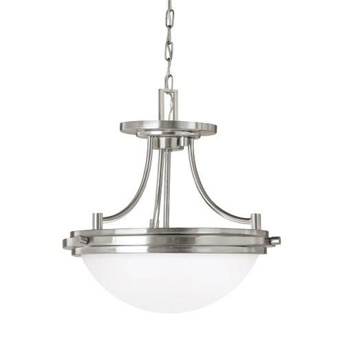 Sea Gull Lighting 77660EN3 Winnetka - Two Light Convertible Pendant