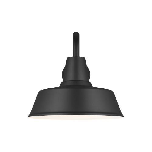 Sea Gull Lighting 8737401 Barn Light - 1 Light Large Outdoor Wall Lantern