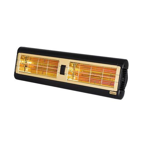 Solaira SALPHA2-30240-L1B Alpha Candel 3000W 240V Ultra Low Light Electric Radiant Infrared Heater