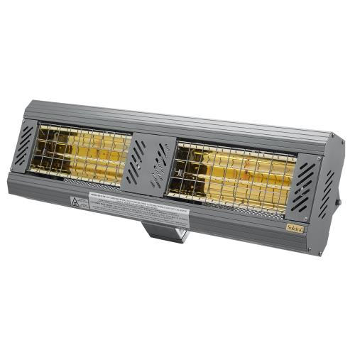 Solaira SICR30240-L1G ICR Series 3000W 240V Ultra Low Light Electric Radiant Infrared Heater