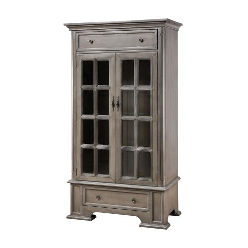 Stein World 171 Hartford - 67 Inch 2-Door 2-Drawer Cabinet with 3 Inner Shelves
