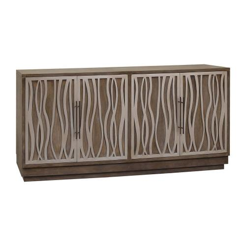 Stein World 17558 Zed - 72 Inch 4-Door Credenza