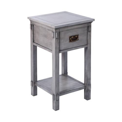 "Stein World 76310 Cheboygan - 28"" 1-Drawer Accent Table"