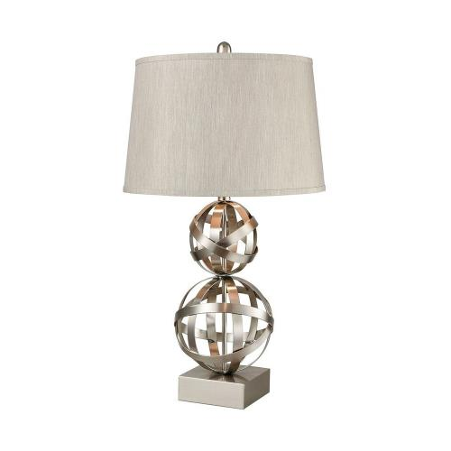 Stein World 77036 Strapped Orb - One Light Table Lamp