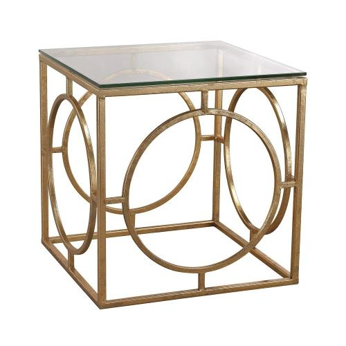 Sterling Industries 3200-037 16.5 Inch Leafed Ring Table