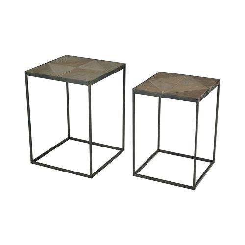 Sterling Industries 3200-137/S2 Circa - 22 Inch Accent Table (Set of 2)