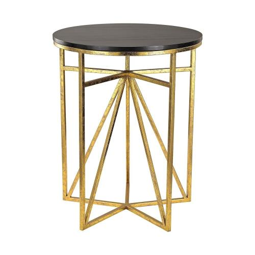 Sterling Industries 351-10189 Geometric - 23 Inch Accent Table
