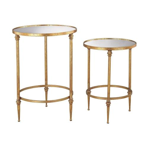 "Sterling Industries 351-10236/S2 Alcazar - 18"" Accent Table (Set of 2)"