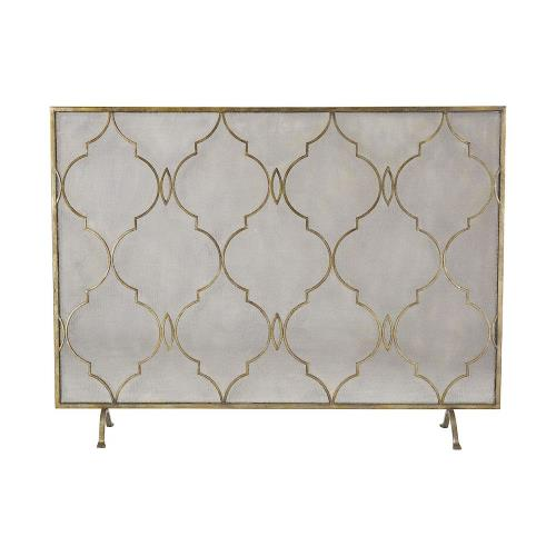 "Sterling Industries 351-10247 Agra - 47"" Fire Screen/Divider"