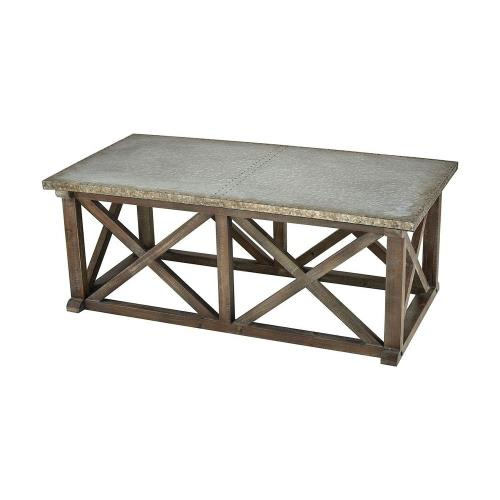 Sterling Industries 351-10542 Klad - 47.3 Inch Coffee Table
