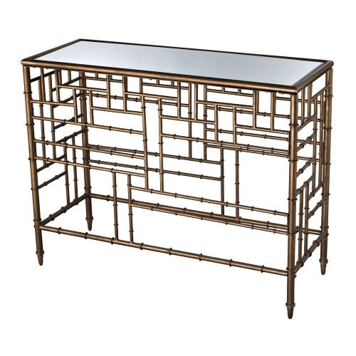 "Sterling Industries 6043722 Laos - 33"" Console Table"