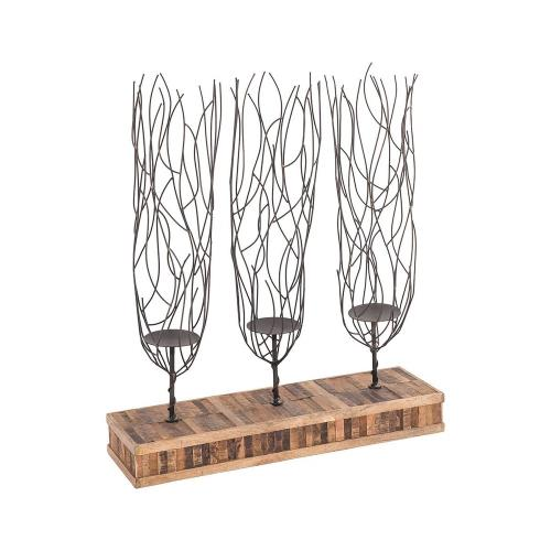 Sterling Industries 8983-061 Upstate - 25 Inch Candle Holder