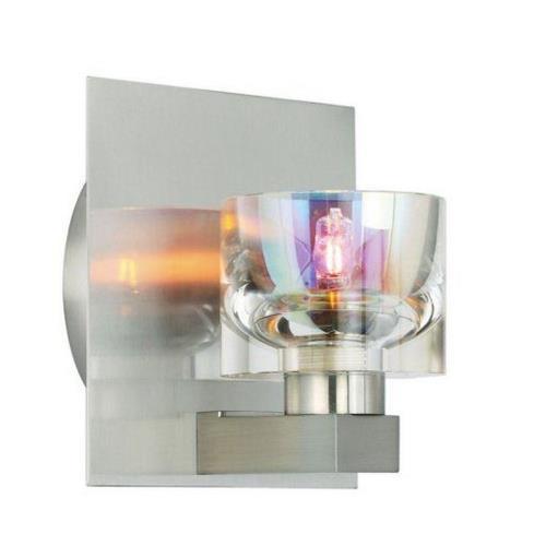 Stone Lighting WB065G940 Elise - One Light Cylindrical Wall Sconce
