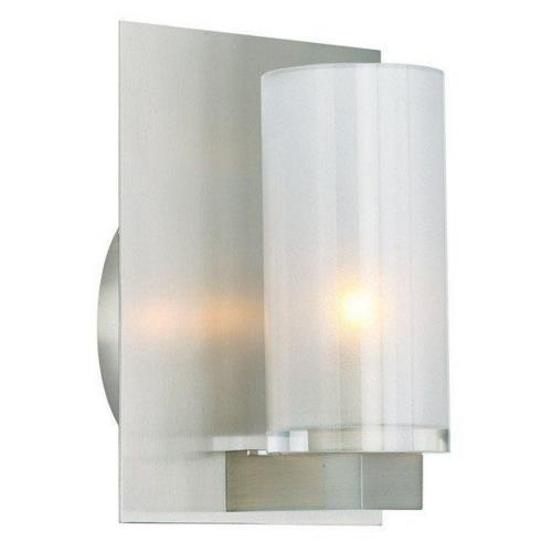 Stone Lighting WB221G940 One Light Cylindrical Wall Sconce