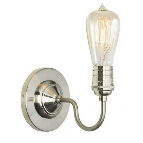 Stone Lighting WS157RT6B Retro - One Light Wall Sconce