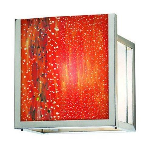 Stone Lighting WS232L5 Avenue Open 6x6 - 6 Inch 6W 1 LED Wall Sconce