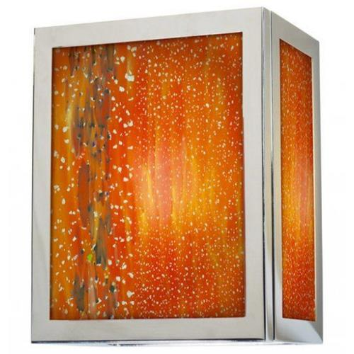 Stone Lighting WS233Q18 Avenue - One Light GU24 CFL Wall Sconce