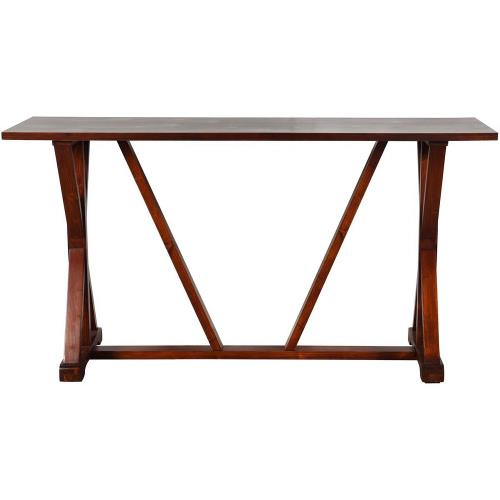 Stylecraft Home Collection AF16744DS Presley - 60 Inch Wooden Console Table