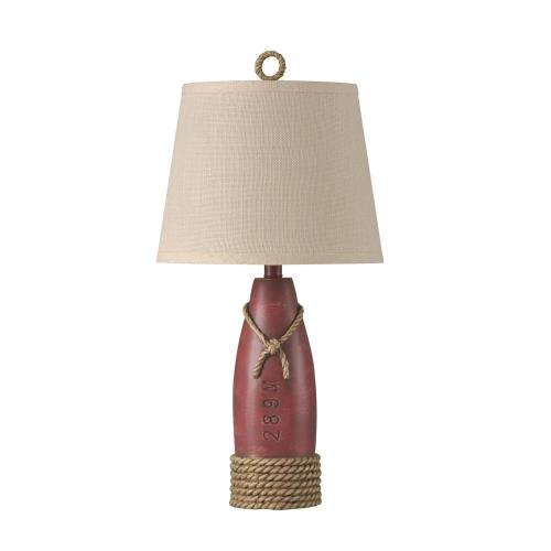 Stylecraft Home Collection L22489DS 26.25 Inch One Light Table Lamp