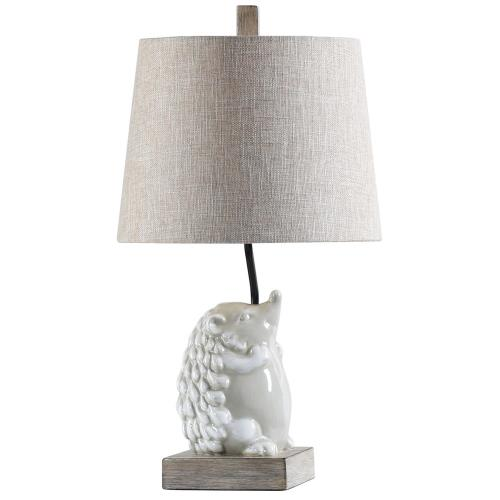Stylecraft Home Collection L27168DS One Light Hedgehog Accent Lamp